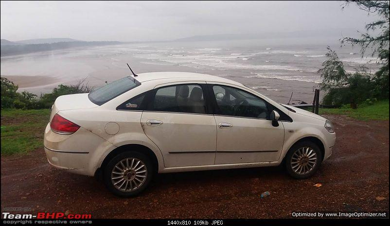 Unexpected love affair with an Italian beauty: Fiat Linea MJD. EDIT: 1,20,000 km up-20160723_064950optimized.jpg