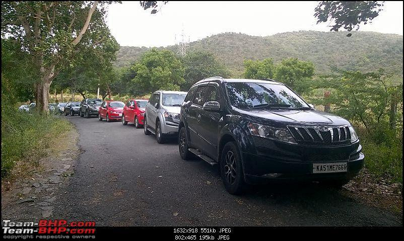 The Silver Cougar - Mahindra XUV5OO W8! EDIT: Anniversary milestone of 30k km-regroup.jpg