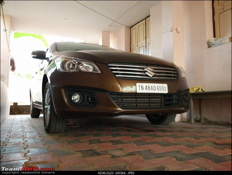 """""""My 2015 Maruti Ciaz ZDI - 1,33,000 km completed : Now Sold-img_20160809_171801.jpg"""