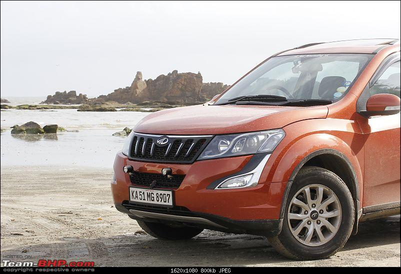Ownership tales of Orange Cheetah, my 2015 Mahindra XUV5OO W10 FWD - 140,000 km and going strong!-k14.jpg