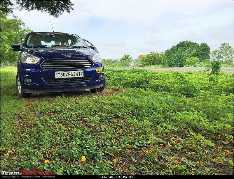 Ford Aspire TDCi : My Blue Bombardier, flying low on tarmac EDIT : 37,000kms COMPLETED-img_6014.jpg