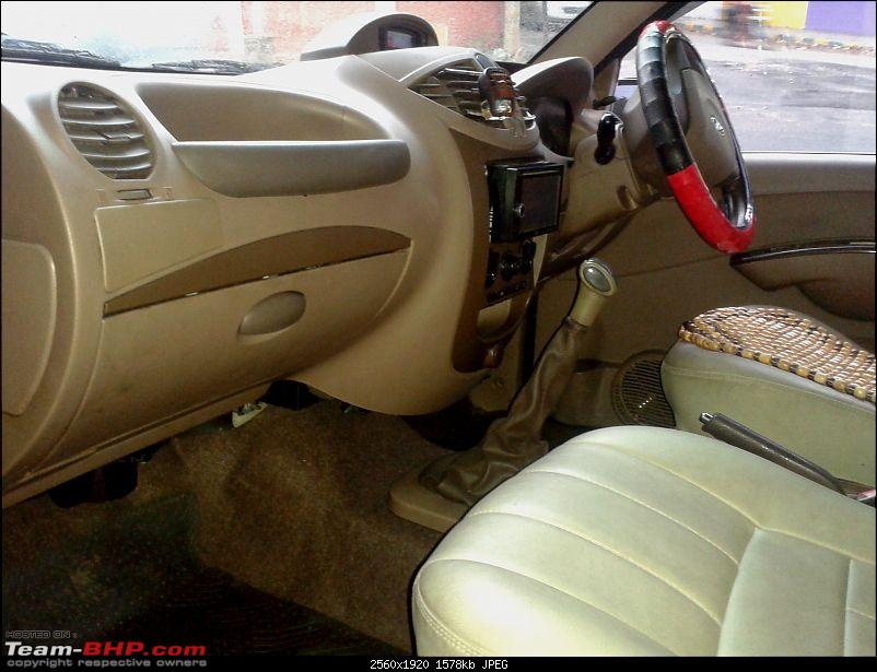 Mahindra Xylo Ownership Review @ 44,000 km-dash-steering-left.jpg