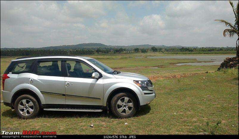 The Silver Cougar - Mahindra XUV5OO W8. EDIT: Sold!-img_20160814_105125706.jpg