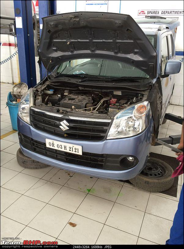 """An """"adopted"""" blue eyed boy: Pre-owned Maruti WagonR. EDIT: 8 years & 81,000 km up-img_1048.jpg"""