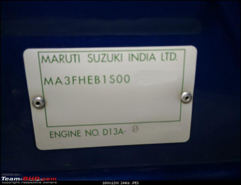 The story of a Blue Streak a.k.a Maruti Swift ZDi (Torque Blue). 1,20,000 km up & now sold-img_20160903_125440.jpg