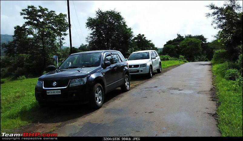The First Grand Vitara on Team-BHP [100000 KMs & 8 Years]-2-gvs-together.jpg