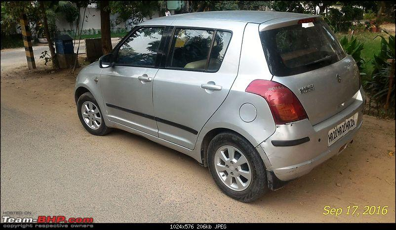 Maruti Swift Petrol + CNG Kit: 180,000 km of a committed relationship. EDIT: Now sold!-20160917-17.02.58.jpg