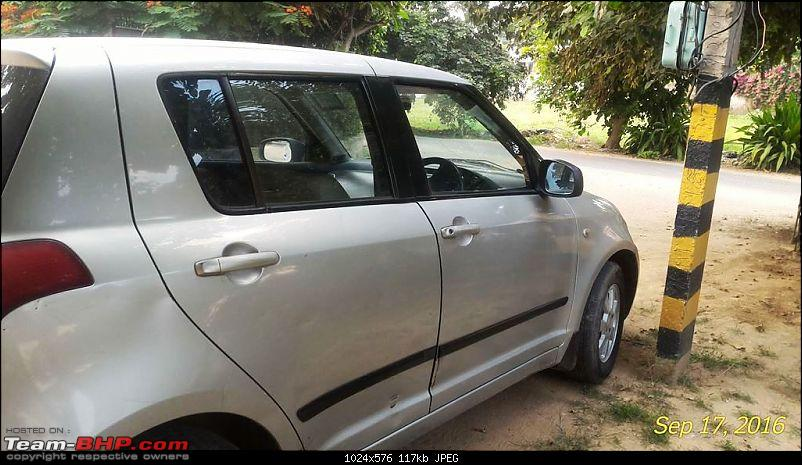 Maruti Swift Petrol + CNG Kit: 180,000 km of a committed relationship. EDIT: Now sold!-20160917-17.03.13.jpg