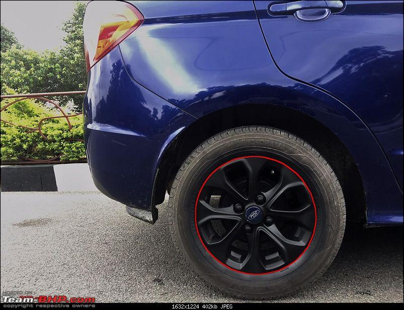Ford Aspire TDCi : My Blue Bombardier, flying low on tarmac EDIT : 37,000kms COMPLETED-mobikes-alloys-red.jpg