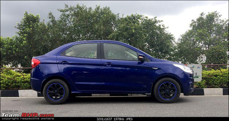 Ford Aspire TDCi : My Blue Bombardier, flying low on tarmac EDIT : 37,000kms COMPLETED-mobikes-alloys-blue.jpg