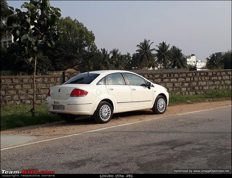 Unexpected love affair with an Italian beauty: Fiat Linea MJD. EDIT: 1,30,000 km up-20161023_160604optimized.jpg