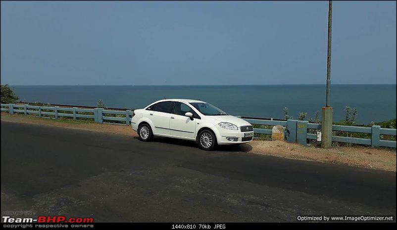 Unexpected love affair with an Italian beauty: Fiat Linea MJD. EDIT: 1,30,000 km up-20161029_105139optimized.jpg