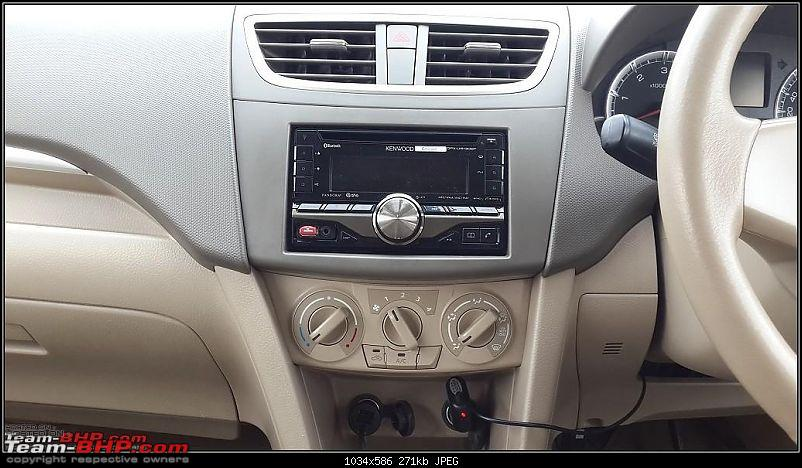 Tallboy welcomes longer companion: Maruti Ertiga VDi - 136,000 km update-dashboard.jpg