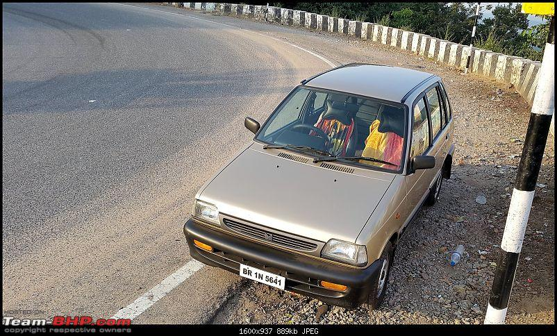 Video: Why a 16-year old Maruti 800 is my daily driver-20161023_064950.jpg