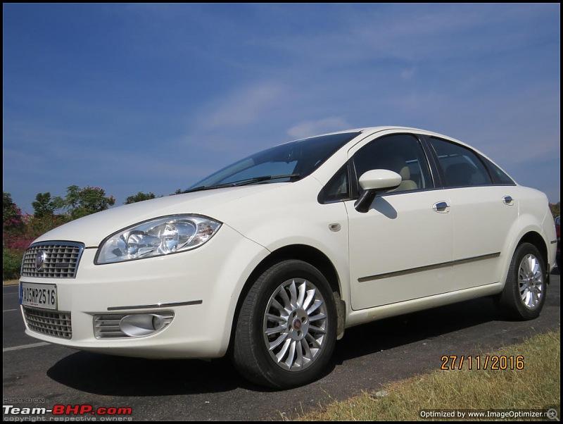 Unexpected love affair with an Italian beauty: Fiat Linea MJD. EDIT: 1,20,000 km up-3.jpg