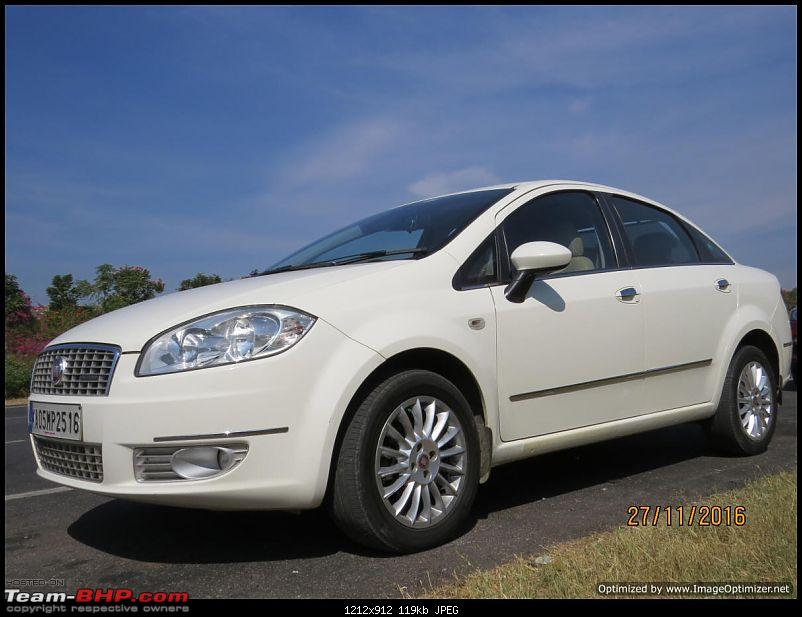 Unexpected love affair with an Italian beauty: Fiat Linea MJD. EDIT: 1,30,000 km up-3.jpg