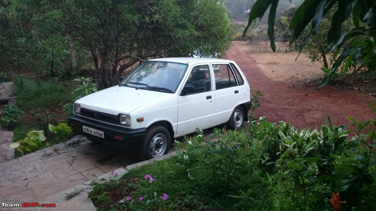 Video: Why a 16-year old Maruti 800 is my daily driver - Page 3