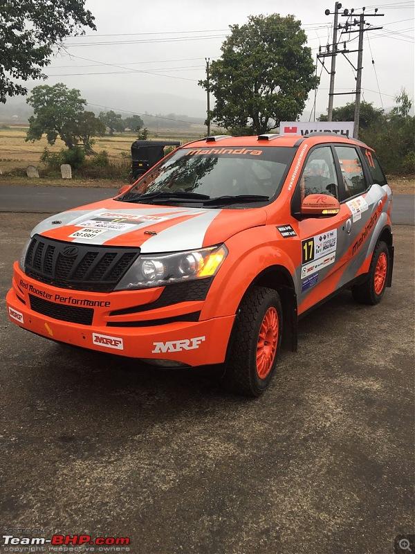 Ownership tales of the Orange Cheetah - 2015 Mahindra XUV5OO W10 FWD, 70000 km up-superxuv1.jpg