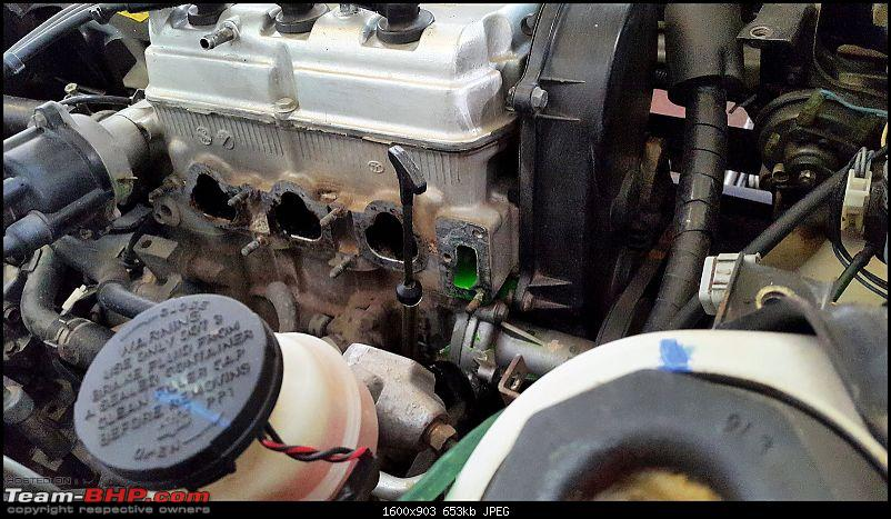 The love of my life - A 2000 Maruti 800 DX 5-Speed. EDIT: Gets export model features on Pg 27-im-removed.jpg