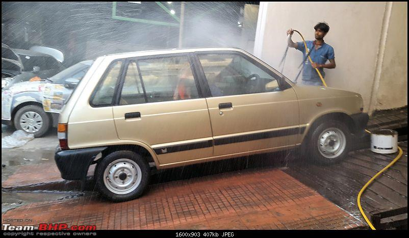 The love of my life - A 2000 Maruti 800 DX 5-Speed. EDIT: Gets export model features on Pg 27-leak-detected.jpg