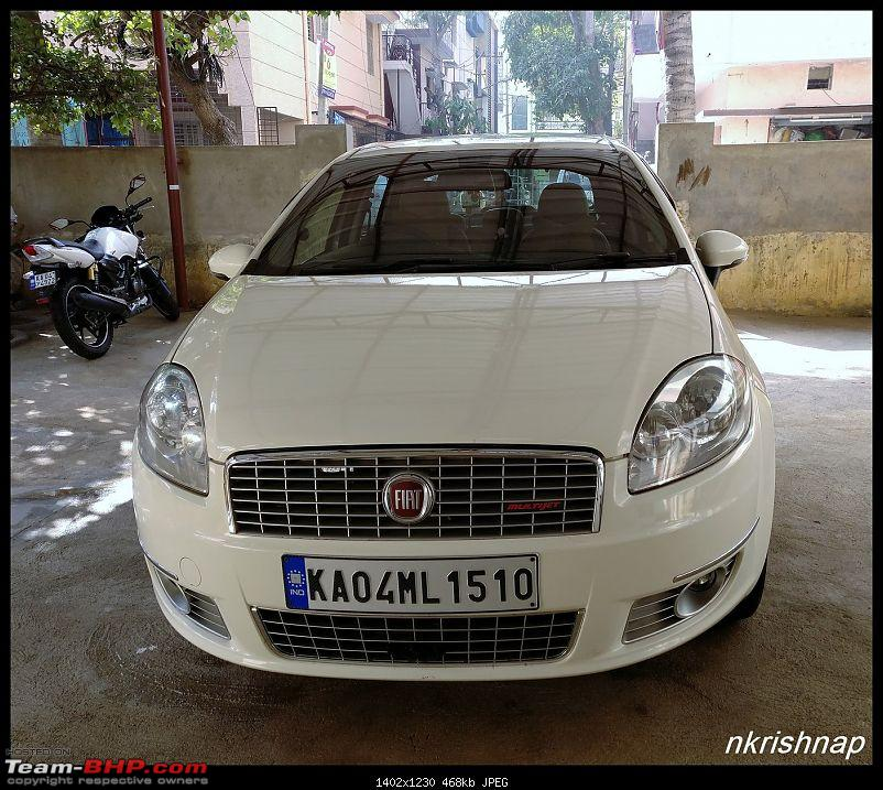 Petrol Hatch to Diesel Sedan - Fiat Linea - Now Wolfed-img_20161225_101621.jpg