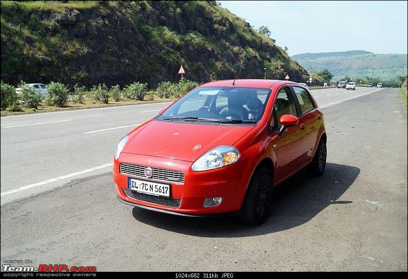 Fiat Grande Punto: 50 months & 90,000 kms. EDIT: Now sold-img-51.jpg