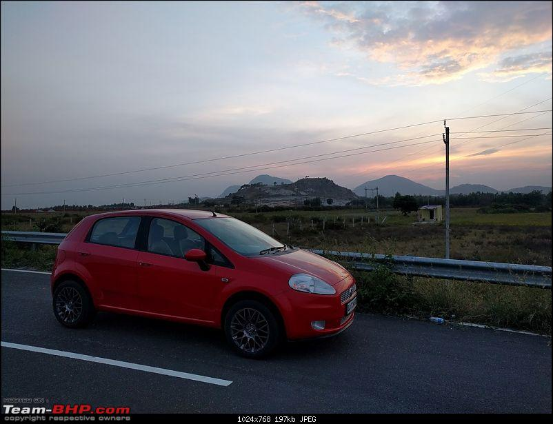 Fiat Grande Punto: 50 months & 90,000 kms. EDIT: Now sold-img-399.jpg