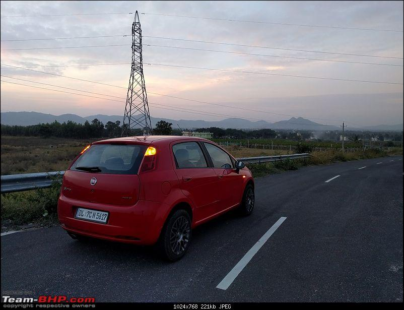 Fiat Grande Punto: 50 months & 90,000 kms. EDIT: Now sold-img-401.jpg