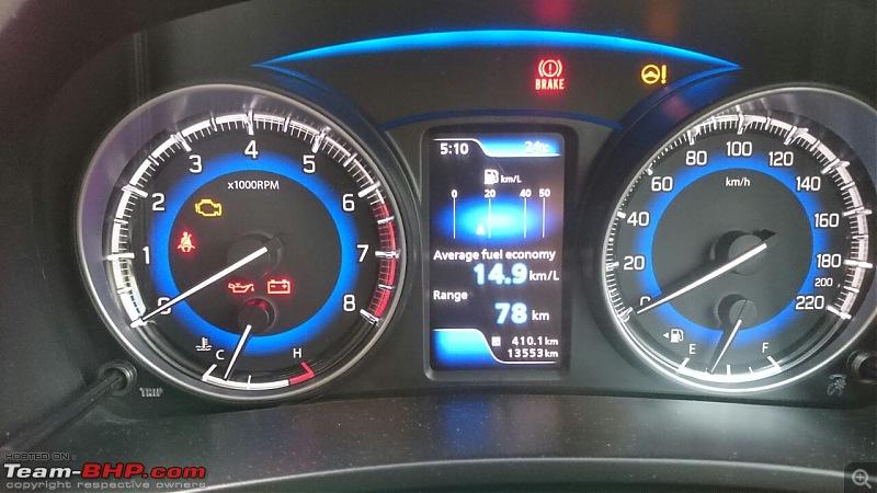 My Maruti-Suzuki Baleno Zeta Petrol - Now Wolf'd. 5 years / 35000 km done-img20170104wa0036.jpg