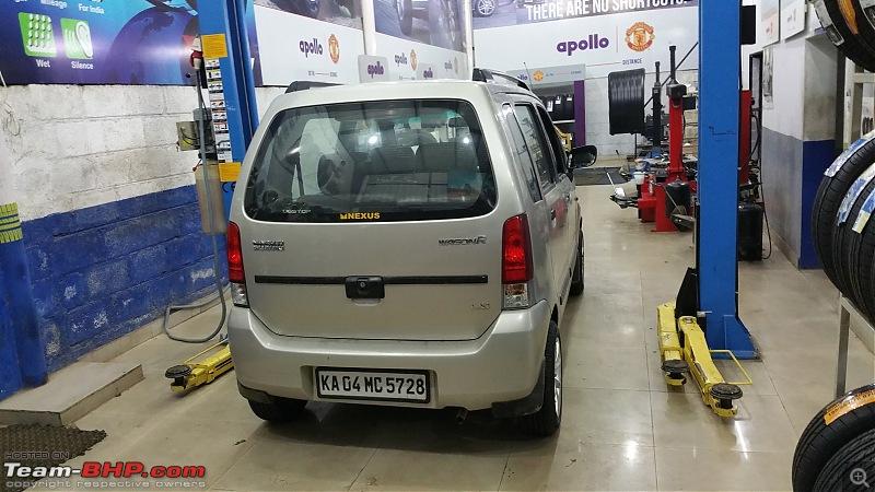 My Maruti Wagon-R F10D: Beyond 10 Years & 232,000 kms-20161202_185145.jpg