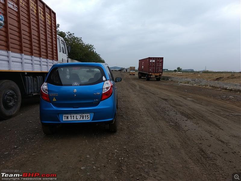 My Go-kart. Maruti Alto K10 VXi AMT, Cerulean Blue - 60,000 km update-1-4.jpg