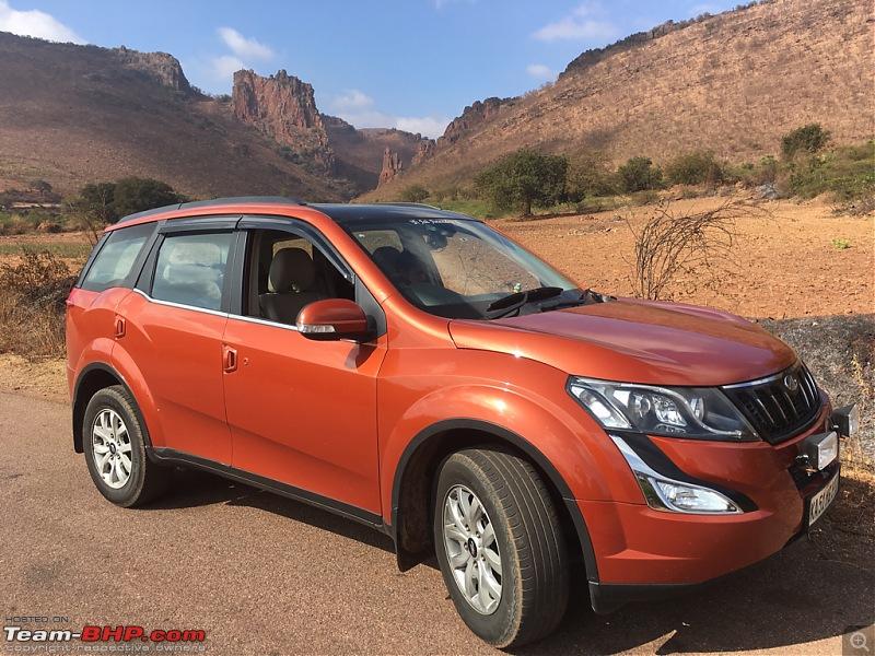 Ownership tales of the Orange Cheetah - 2015 Mahindra XUV5OO W10 FWD, 60000 km up-imageuploadedbyteambhp1485869102.179971.jpg