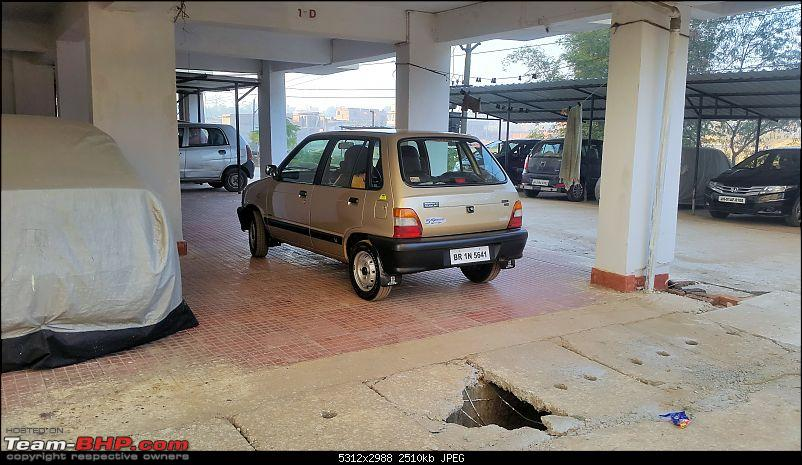 The love of my life: A 2000 Maruti 800 DX 5-Speed-20170204_072618.jpg