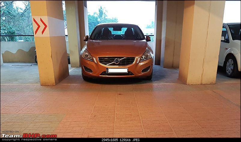 Volvo S60 D5 Ownership Review : 9 Years, 75000 km update!-gc-distance.jpg