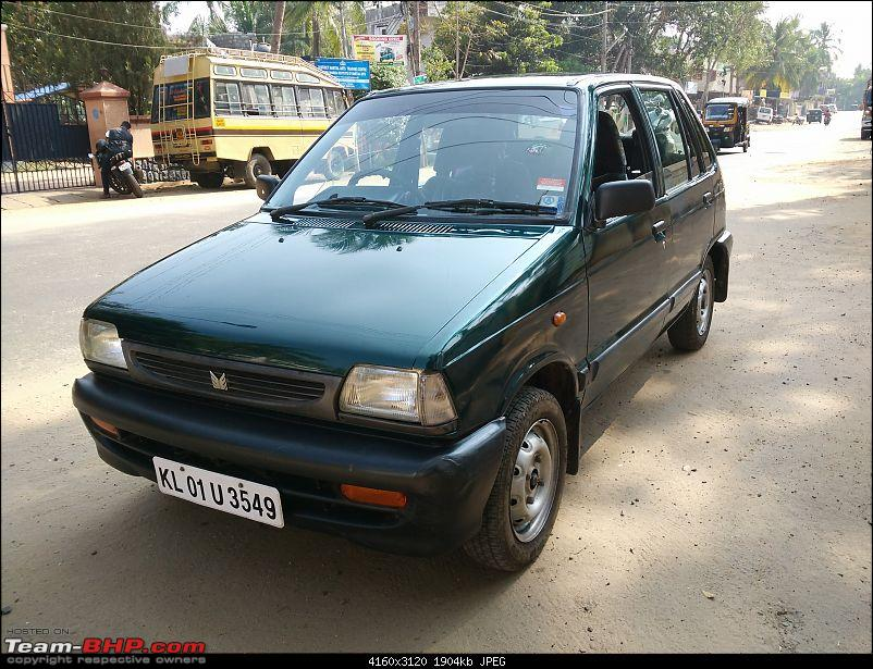 The love of my life - A 2000 Maruti 800 DX 5-Speed. EDIT: Gets export model features on Pg 27-convert6.jpg