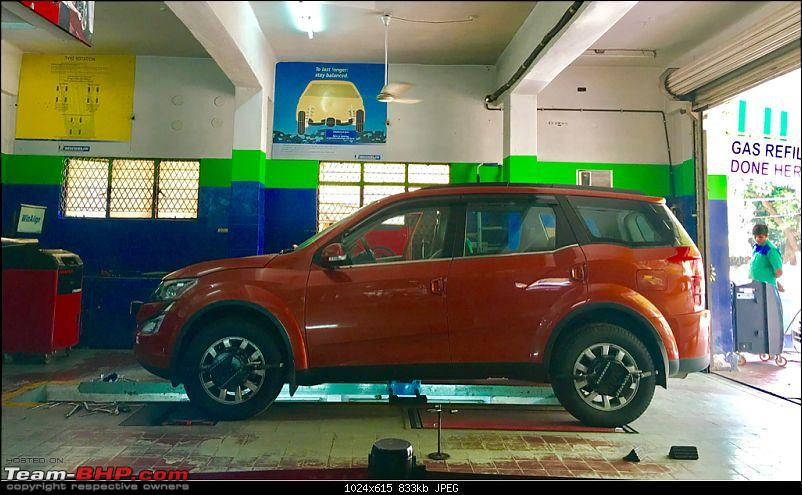 Ownership tales of Orange Cheetah, my 2015 Mahindra XUV5OO W10 FWD - 140,000 km and going strong!-imageuploadedbyteambhp1489400031.866359.jpg