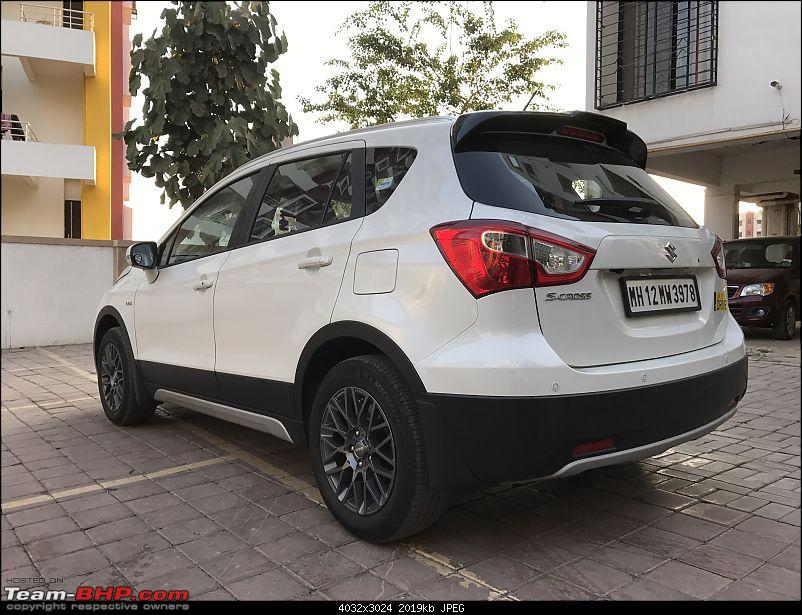 My Maruti S-Cross 1.6L Alpha : Stage 3 Wolf (~200 HP / 420 NM). EDIT : 70,000 km up!-img_1688.jpg