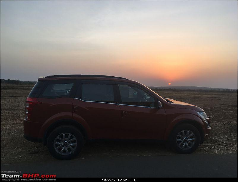 Ownership tales of the Orange Cheetah - 2015 Mahindra XUV5OO W10 FWD, 60000 km up-imageuploadedbyteambhp1490354158.932289.jpg