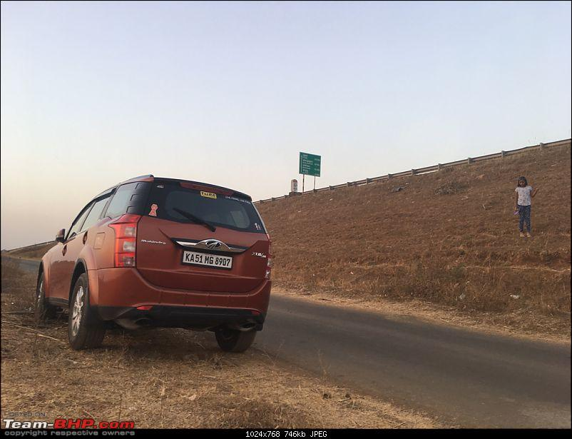 Ownership tales of the Orange Cheetah - 2015 Mahindra XUV5OO W10 FWD, 60000 km up-imageuploadedbyteambhp1490354201.174615.jpg