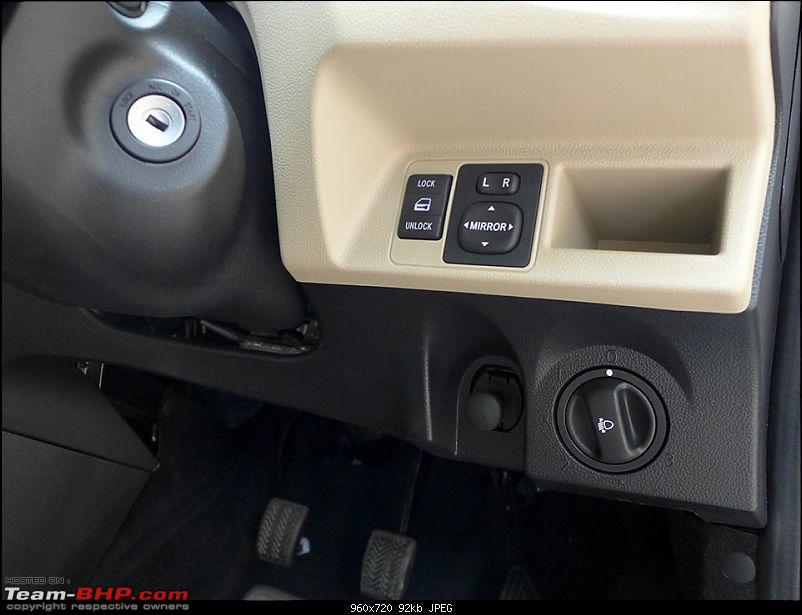 Toyota Etios 1.5L Petrol : An owner's point of view. EDIT: 9.5 years and 100,000 km up!-etios_buttons.jpg