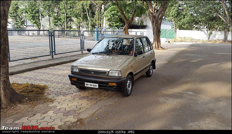 The love of my life: A 2000 Maruti 800 DX 5-Speed-20170518_170044.jpg