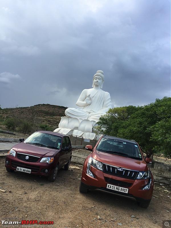 Ownership tales of Orange Cheetah, my 2015 Mahindra XUV5OO W10 FWD - 140,000 km and going strong!-imageuploadedbyteambhp1497846421.890440.jpg