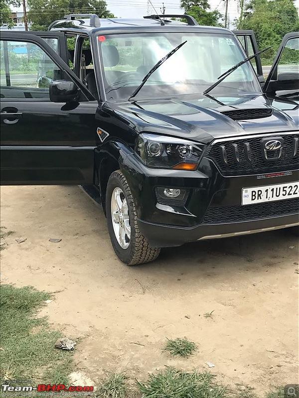 Sheel's Mahindra Scorpio S10 4WD. EDIT: 90K done.-19657133_10154708969557596_6931901071572671889_n.jpg