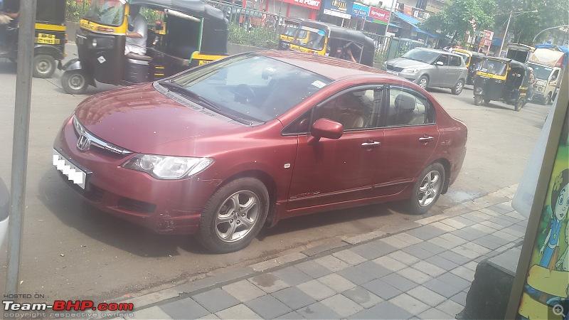 Honda Civic Independence : CNG'd. EDIT: 1,00,000 km up!-20170812_104345.jpg
