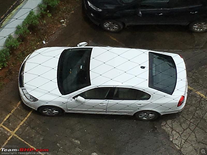 Here comes my James Bond car - The Skoda Laura L&K EDIT: Now sold!-image001.jpg