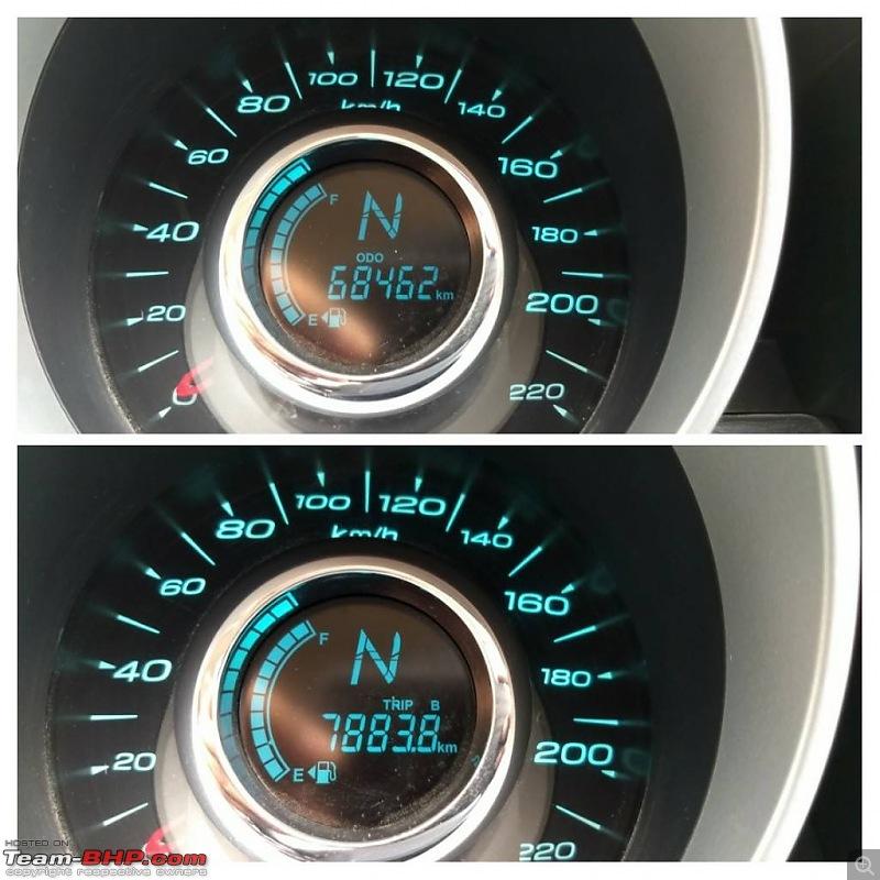 Ownership tales of the Orange Cheetah - 2015 Mahindra XUV5OO W10 FWD EDIT: 75,000 km up-1505206498284.jpg