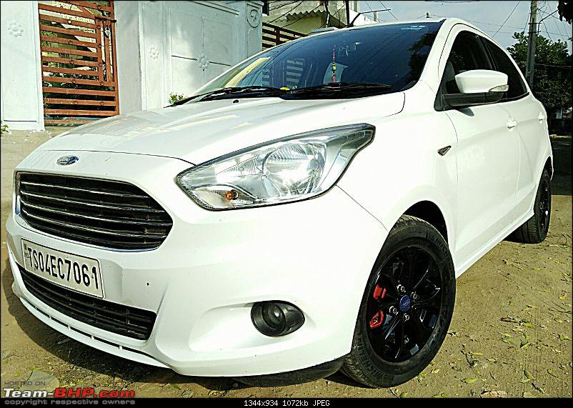My Ford Figo 1.5L TDCi -  The Mile Cruncher: 70,000 km up!-img_20171105_105148.jpg