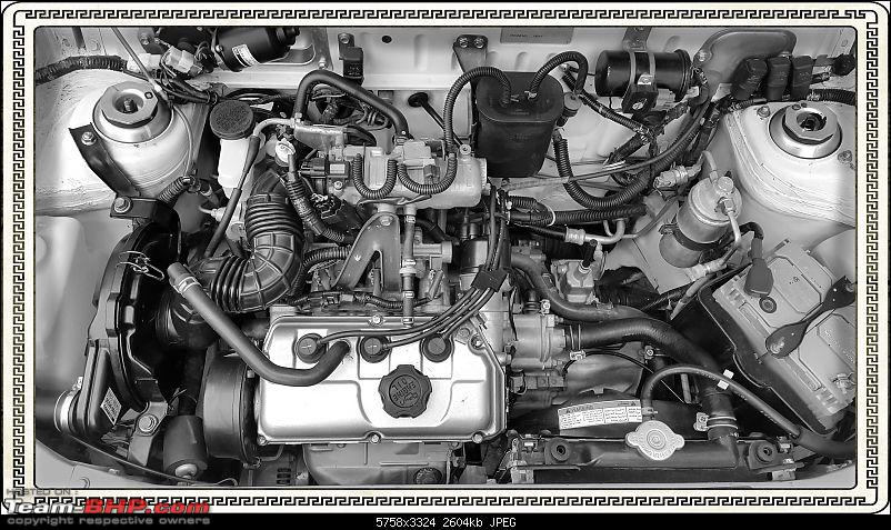 The love of my life - A 2000 Maruti 800 DX 5-Speed. EDIT: Gets export model features on Pg 27-20171112_155114.jpg