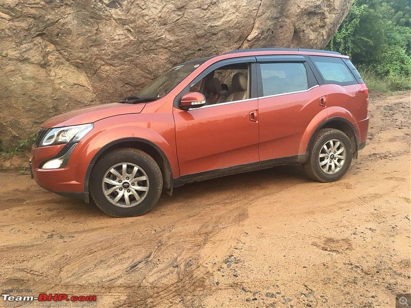 Ownership tales of the Orange Cheetah - 2015 Mahindra XUV5OO W10 FWD, 70000 km up-img20171118wa0005.jpg