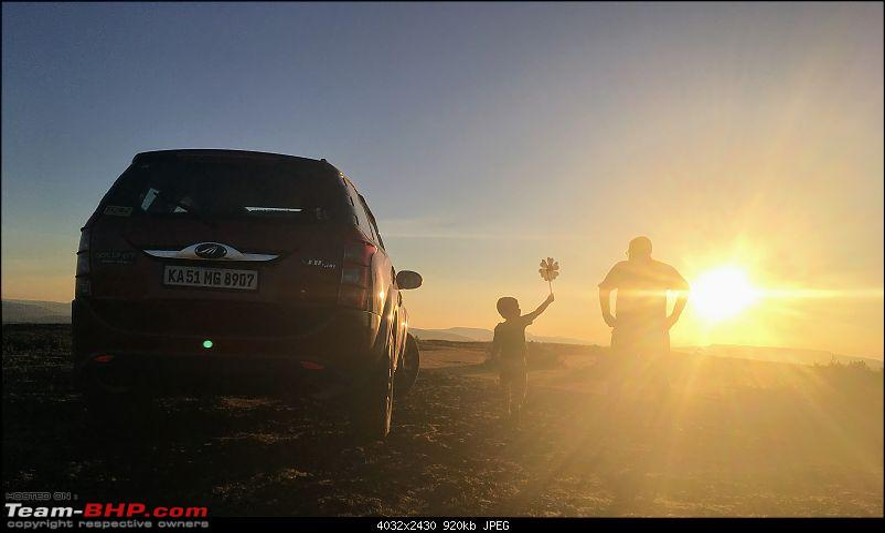 Ownership tales of Orange Cheetah, my 2015 Mahindra XUV5OO W10 FWD - 140,000 km and going strong!-img_0452.jpg